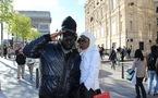 Le mannequin Sira Cissokho devenu 'Ibadou'