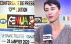 VIDEO - Conférence Presse de lancement FEMUA 2020 à Dakar (IRené Mingasson, Amb. UE)