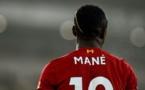 Blessure de Sadio Mané: Liverpool communique enfin