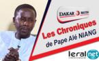 Audio:  Chronique de Pape Alé Niang du mercredi 29 janvier 2020