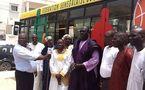 Senbus offre un autocar à la Fédération sénégalaise de basket