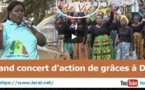 VIDEO - Pain de vie: Grande concert de grâce à Dieu organisé par le pasteur Élisabeth DIOKH !