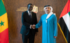 Abu Dhabi : Abdallah ben Zayed Amadou Bâ
