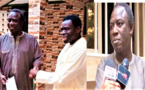 "VIDEO - (Exclusif) Thione Seck se reconcilie avec Assane Ndiaye: ""Dina dém si bisam ak sama Saharienne..."""