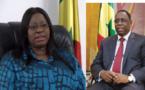 """VIDEO - """" Nous ferons face à toute personne qui veut fragiliser le Président.."""" Néné Fatoumata TALL, Ministre de la Jeunesse"""