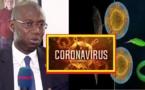 VIDEO - Professeur Daouda Ndiaye, Conseiller spécial à l'université de Harvard sur la transmission du coronavirus....