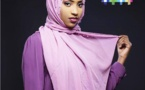 PHOTOS - Oumy «Golden» sublime en mode hijab