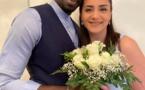 """PHOTOS - Carnet blanc: Inspecteur Dione de la série """"Mœurs"""" s'est marié"""