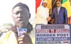 (Vidéo) Frontière sénégalo-gambienne - Pape Seydou Diancko sur l'échec de la grève annoncée par les transporteurs