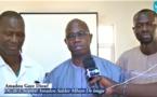 """(Vidéo) L'association """"Umanis De Lile"""" offre  d'importants lots de matériels à l'hôpital Amadou Sakhir Mbaye....."""
