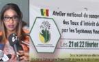 """""""Président Macky Sall paré na pour que état takhaw ci secteur mou gueneu am..."""" Zahra Iyane Thiam à l'atelier national de concertation"""