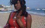Le mannequin Samira Nicki Diop en mode été