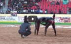 (Vidéo) Lutte - Très beau combat entre Serpent et Thiatou Yarakh - LERAL TV