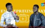 """VIDEO - Khadim R.THIAM entrepreneur:""""J'ai débuté avec peu et maintenant, j'exporte mes produits à l'extérieur..."""""""