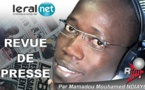 RFM - Revue de presse Mamadou Mouhamed Ndiaye du Vendredi 28 Février 2020