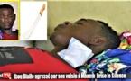 """VIDEO - Agressé avec une machette par son voisin à Mbamb, Ibou Diallo raconte: """"dafma bét ak diasi..."""""""