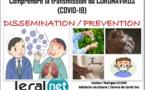 Comprendre la transmission du CORONAVIRUS Covid19 (IMAGES)