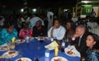 Coumba Gawlo en bonne compagnie