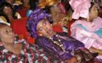 Incroyable! La sieste de la grande dame à Sorano