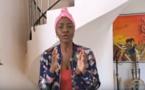 VIDEO - COUMBA GAWLO SECK LANCE LE CHALLENGE CORONAVIRUS