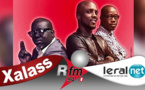 Xalass du Lundi 30 Mars 2020 avec Mouhamadou Mohamed Ndiaye, Abbas No Stress et Ndoye Bane