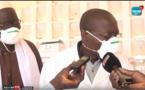 Louga - Lutte contre le C0R0N@VIRUS: Babacar Diédhiou, ICP de Thiolom Fall et Ibrahima Hanne (Maire), en première ligne