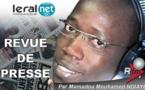 RFM - Revue de presse Mamadou Mouhamed Ndiaye du Mardi 31 Mars 2020