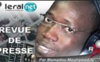 Revue de presse Rfm du Mercredi 01 Avril 2020 par Mamadou Mohamed Ndiaye