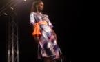 Mame Diarra Thiam  lors des Fashion Week