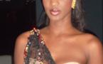 Le mannequin Lissa lors du gala des trophées africaines de la mode