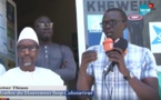 VIDEO - Les propos de M. Amar Thiam au Ministre-Maire de Louga, Moustapha Diop