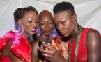 Fatoufine Niang, Fleur Mbaye et Sachakara Sacha Dieng très complices