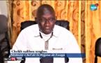 VIDEO - 1er cas de coronavirus à Louga: Cheikh Sadibou Senghor, Médecin-Chef de la région, en retrace l'itinéraire