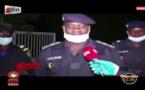 VIDEO - COUVRE-FEU avec Inspecteur Ndoye Bane dans YEEWU LEEN du 08 Avril 2020