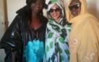 "Oumou Provoc, sa soeur et Adja Diallo en mode ""sellal"""