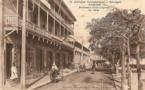 Le Gouverneur PINET-LAPARADE et l'épidémie de Choléra de 1869