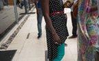 """Dior Lô, styliste sénégalo-américaine, fondatrice de la ligne de vêtements """"les branchés''"""
