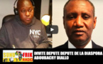 Covid-19: Le député Aboubakry Diallo rassure les Sénégalais de la Diaspora