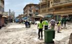 PHOTOS - Désencombrement du marché Sandaga :Le  préfet de Dakar-Plateau explique
