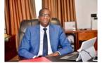 Riposte Covid 19- Abdoul Ly, DG de l'ARTP : L'Ingénieur en Génie Électrique, ARTP généreux donateur,  contribue à hauteur de 117 millions de FCfa ( Artp )