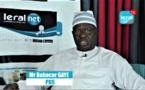 """Le Ministre Babacar Gaye, Plate-forme CORONA 221: """" En réalité, on a mis les charrues avant les bœufs...."""""""