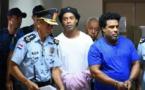 Après sa sortie de prison: Ronaldinho s'exprime pour la première fois