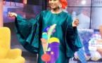 "QG: Merry Bey Diouf toute rayonnante dans son joli ""Sagnsé"" sénégalais"