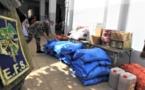 VIDEO - Armée Française au Sénégal: Distribution de denrées de premières nécessités au Dispensaire de Rufisque