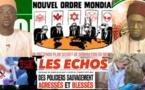 Axirou Zaman avec le Pr. Diagne : comment le nouvel ordre mondial influe sur les vaccins et... (Vidéo)