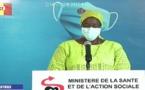 Covid-19 au Sénégal _ 59 nouveaux cas positifs - Point sur la situation de ce Vendredi 08 mai 2020 (VIDEO)