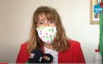 VIDEO - Lutte contre le Covid-19: Des produits désinfectants remis à la commune de Bel-air par Sen'eau