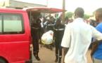 Guédiawaye : Mort subite d'un vieil homme sur la voie publique