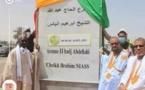 Nouakchott: Une avenue baptisée du nom du fils aîné de Baye Niass (Photos)