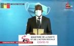 VIDEO - Covid-19: 31 nouvelles contaminations, dont 28 contacts suivis, 3 cas communautaires…